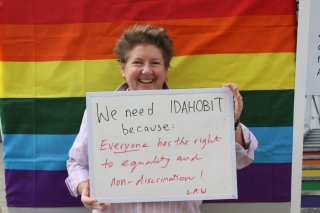 IDAHOT photo
